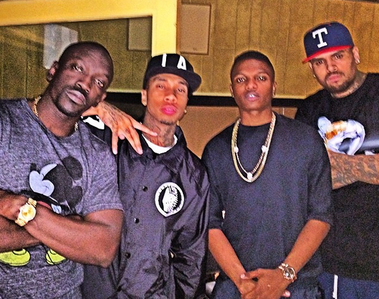 wizkid_pictured with_chris brown & tyga